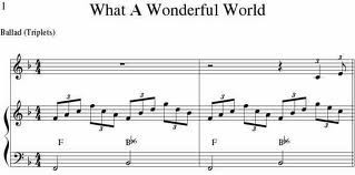 What a Wonderful World ~